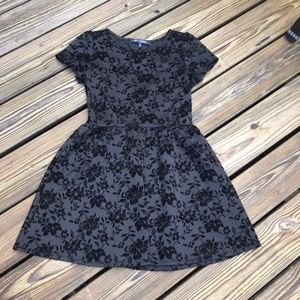 One Clothing All Black Babydoll Dress